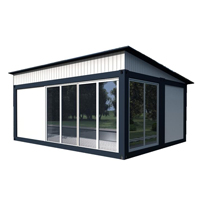 product description of prefab container house