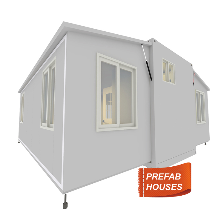 Expandable Prefab Modular House For Wholesale Office Or Villa
