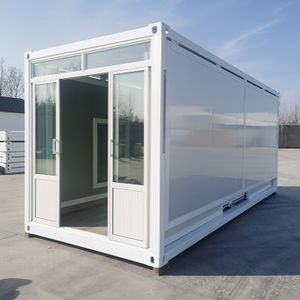 Yantai LONGHE Strength Factory Foldable Tiny Home House Expandable Container Casa