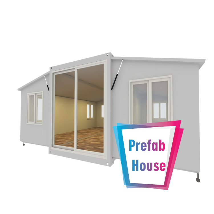 Factory Customized Light Building Home Small Prefab House Modular Tiny House