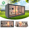 Luxury Living Prefab House Prefabricated Home Villa Prefab Log House Container Room Luxury Contain Ship Hous